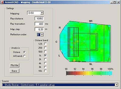 Correction acoustique module intelligibilit - Direct energie simulation ...