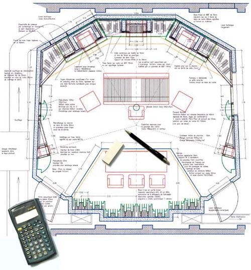tude acoustique formule simplifi e. Black Bedroom Furniture Sets. Home Design Ideas
